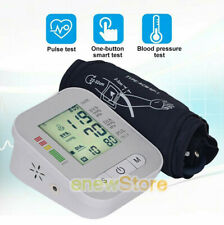 Advanced Automatic Digital Arm Blood Pressure Monitor with Extra Large BP Cuff