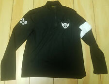 Polo Ralph Lauren Mens Cycling Lightweight Pullover Shirt New Large black