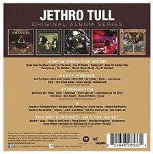 Jethro Tull - Box - Original Album Series 5 CD Parlophone