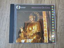 CD - Mediations On China (2006) - Meditation, Relax, Entspannen