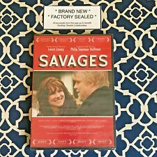 The Savages DVD (2008) *BRAND NEW SEALED*