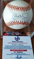 Cal Ripken Jr Signed Official #8 Commemorative Baseball - Global Authentics