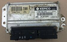 39110-22525 ECU ENGINE CONTROL UNIT HYUNDAI ACCENT 1999 02 ENGINE G4EA PETROL