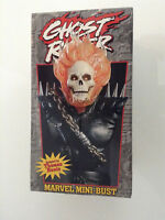 MARVEL BOWEN GHOST RIDER BUST #2597/6000 MIB(MIDNIGHT SONS DAMNATION AVENGERS 12