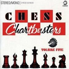 CHESS CHARTBUSTERS Volume Five 2008 CD NEW/UNPLAYED Muddy Waters Elmore James