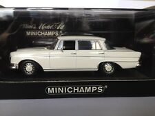 MINICHAMPS 1:43 Mercedes Benz 300 SE Lang 1965 400035200