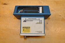 Accu-Sort Model 22 Series II Laser Barcode Scanner malfunctioning