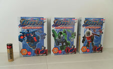 Transformers GALAXY FORCE Japan Recon Team Minicon MISB Nice! COMPLETE SET OF 4