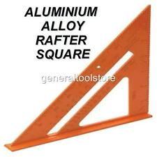 ALUMINIUM ALLOY  ROOFING RAFTER SQUARE ROOF ANGLES PITCHES OB28