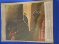 Vintage Original Automobile Advertisement Ad 13 x 10 1969 Ford Torino