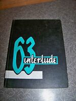 1963 Marshalltown Community College Yearbook Marshalltown Iowa MCC Interlude