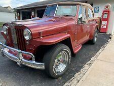 New listing 1948 Willys Custom
