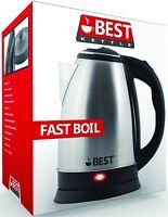Best Electric Tea Kettle (Rapid Boil technology) Cordless - Huge 2.0L Capacity!