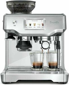 New-Breville Barista Touch BES880B Espresso Machine - Stainless Steel
