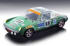 Porsche 914/6 #69 Quist/Krumm Nº (Moritz coche) 1971 Edición Limitada Mans 1/18 Tecnomodel TM18-83B