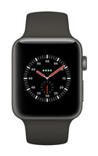 Apple Watch Edition 42mm Gray Ceramic Case with Gray/Black Sport Band (GPS +...