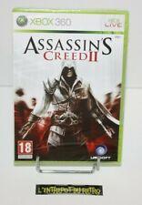 ++ jeu XBOX 360 assassin's creed II 2 NEUF sous blister ++