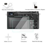 Sony A6300 0,4 mm Adhäsion Displayschutzglas Schutzfolie LC7663