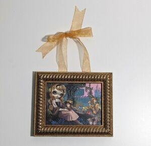 Jasmine Becket-Griffith Aurora Sleeping Beauty Mini Giclee 4x5 Print Disney Rare