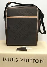 New **LOUIS VUITTON** Damier Geant Citadin NM - M93224 Messenger Bag 1000% Auth!