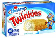 Hostess Twinkies, 10 Count Pack of 6