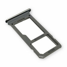 Samsung Galaxy S8+ Plus Sim Card Holder Slot Micro SD Card Tray Gray G955 New