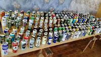 308 Bierdosen Getränkedosen Sammlung leer Beer cans collection Coca Cola Museum
