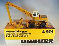 Conrad 1/50 Nr.2839 Liebherr Hydraulikbagger A 954 Litronic OVP #1473