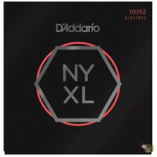 D'Addario NYXL1052 Nickel Wound Light Top Heavy Bottom 10-52 Guitar Strings