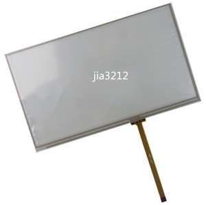 """for 7"""" Inch 164*100mm Univeral 4 Wire Resistive Touch Panel Digitizer Screen#JIA"""