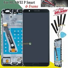 For Huawei P Smart FIG-LX1 LX-2 LX-3 LCD Touch Digitizer Display Screen Black