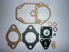 Solex 32 DISA kit de mantenimiento Fiat 128 1,1 Ritmo 60, 65 Uno 45 Panda 45