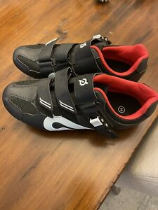 Peloton Cycling Shoes Size 40 With Cleats Gently Used