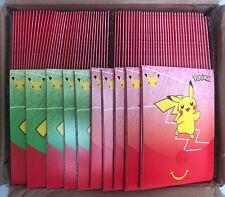 More details for 10x mcdonald's pokemon tcg card booster packs! 25th anniversary uk seller!