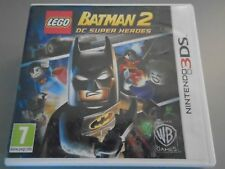 LEGO Batman 2 DC Super Heroes  3DS 2DS  bat man superheroes heros