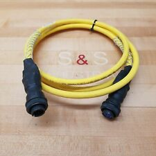 Tpc Wire Amp Cable 66202 Multi Pair Control Cable 18 Awg 2pr 4 Pin Mf 8 Feet