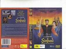 Sinbad Beyond The Veil of Mists-2000-Animated-Movie-DVD
