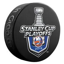 Sports Mem, Cards & Fan Shop Vintage New York Islanders Hockey Puck Nhl Official Czechoslovakia Inglasco