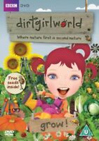 Neuf Dirt Fille World - Grow DVD