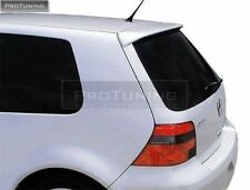 R32 LOOK SPOILER FOR VW GOLF 4 MK4 IV TAILGATE REAR ROOF WING cover gti