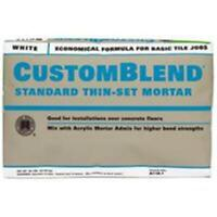 Custom Building Products 50Lb White Thinset Mortar CBTSW50