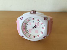Nuevo - Reloj Watch CP5 Carles Puyol - Polycarbonate - Colour Pink White