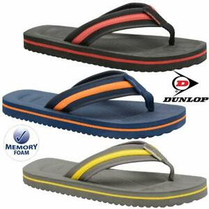 MENS SUMMER SANDALS NEW TOE POST CASUAL MULE BEACH POOL SHOWER FLIP FLOPS SHOES