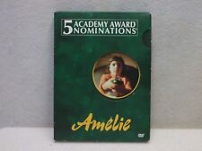Amelie (DVD, 2002, 2-Disc Set, Special Edition)