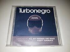 ULTRA RARE TURBONEGRO - ALL MY FRIENDS ARE DEAD - 1 TRACK PROMO CD in VGC
