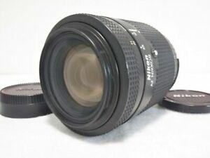 Near Mint Nikon AF Zoom Nikkor 35-105mm f/3.5-4.5 Lens from Japan 777