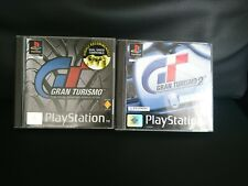 Gran Turismo 1&2 PS1 PAL UK Collection