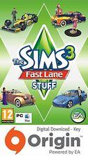 THE Sims 3 Fast Lane Stuff Pack PC e MAC chiave di origine