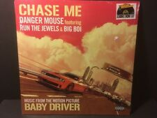 Danger Mouse Featuring Run The Jewels & Big Boi ‎– Chase Me 2017 BF RSD