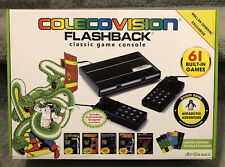 ColecoVision Flashback Rare Dollar General 61 Games Classic Game Console New